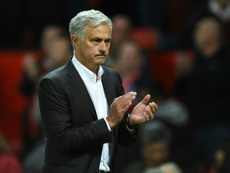 Mourinho has hit out. AFP
