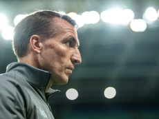 Rodgers is keen to reinforce his attacking options at Parkhead. AFP