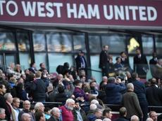 West Ham host O'Hara's Macclesfield on Wednesday night. AFP