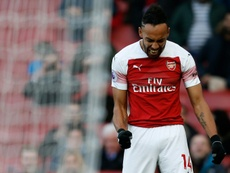 Arsenal travel to Man City for Sunday evening's Premier League clash. AFP