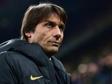 Antonio Conte took over as Inter Milan coach this season