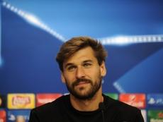 Llorente ya habría pasado reconocimiento médico con el Udinese. AFP