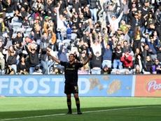 Carlos Vela atteint la barre des 50 buts en MLS. AFP