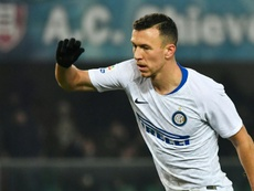 Perisic podría volver a salir del Inter. AFP/Archivo