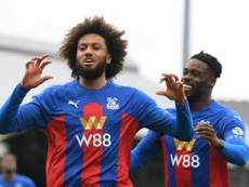 Crystal Palace won 2-1. AFP