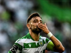 Le vice-président de Sporting évoque le transfert de Bruno à United. AFP
