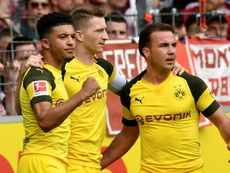 Dortmund sans ses poids lourds contre Schalke ? AFP