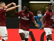 Milan não quer perder Kessié. AFP