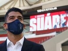 Suárez wants to break records. AFP
