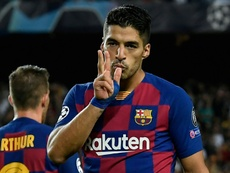 A Luis Suárez no le faltarán pretendientes. AFP