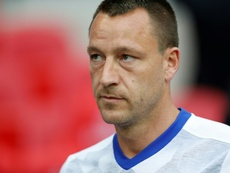 John Terry is unsure what his immediate future holds. AFP