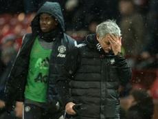 Mourinho estaría muy dolido con las últimas palabras de Pogba. AFP