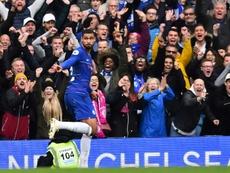 La exigencia al Chelsea de Loftus-Cheek para renovar. AFP