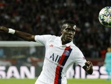 Idrissa Gueye devrait rester au PSG. AFP