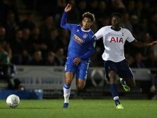 Colchester United doit se séparer de quatre joueurs pour le COVID-19. AFP