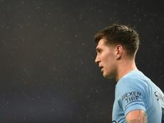 West Ham oferece 25 milhões de euros por Stones. AFP