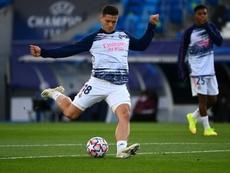 El Eintracht pagará el 25% de la ficha de Jovic. AFP