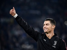 Ronaldo is almost certain to miss out on Juventus' game with Atalanta. AFP