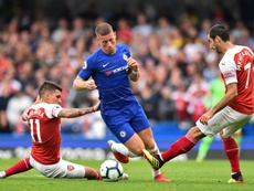 Ross Barkley has seen a new lease of life under Maurizio Sarri. AFP
