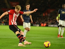Southampton showed their quality against United. AFP