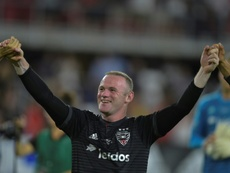 Rooney deja USA. AFP