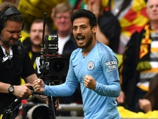 David Silva vers la MLS. AFP