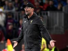 El Liverpool tendrá que hacer malabares para jugar en dos continentes distintos. AFP