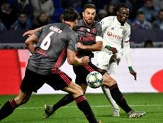 El jugador que provocó la sanción al Chelsea, pretendido por el Betis. AFP