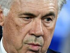 Ancelotti dice que no dimite. AFP