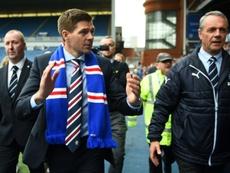 Gerrard volverá a España. AFP