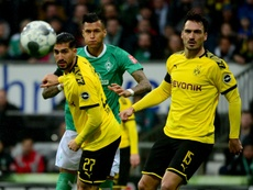 El Borussia Dortmund vuelve a los entrenamientos. AFP
