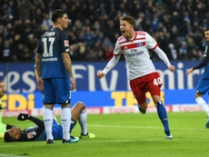 El Bayern lo hizo oficial. AFP