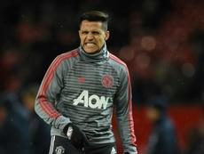 Keane salió en defensa de Alexis. AFP