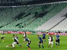 Les compos probables du match de Serie A entre l'Inter et la Juventus. afp