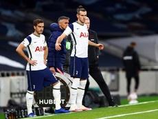 Bale no jugó ni un minuto ante el Chelsea. AFP/Archivo