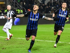 Inter are all but resigned to losing their star man. AFP