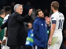 Les exigences de Mourinho pour le mercato hivernal. AFP
