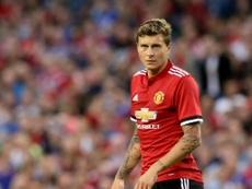 Pogba lembra o porquê do United contratar o sueco. EFE