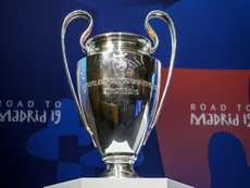 The new Champions League is on its way. AFP