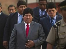 La prisión preventiva fue pedida por la Fiscalía. AFP