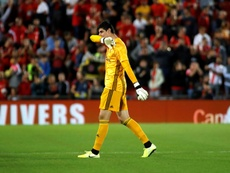 O pior Real Madrid no momento mais importante. AFP