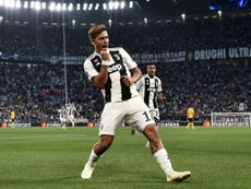 Dybala will move to PSG if Neymarf leaves. AFP