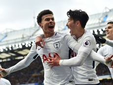 Tottenham midfielder Dele Alli has excelled in big games previously. AFP
