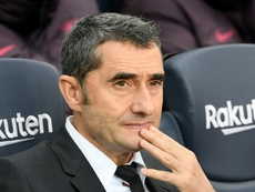 Roma, Liverpool, Jeddah... More ghosts of the past for Valverde. EFE