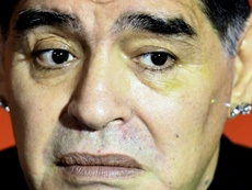 D'Alessandro has accused Maradona of not including him for personal reasons. AFP