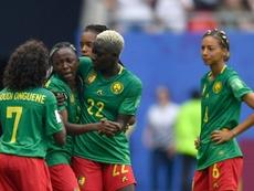 Un lío de VAR, enfado camerunés y victoria inglesa. AFP
