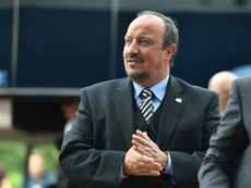 Benitez says Lascelles and Diame will take the rest of the squad out for lunch to apologise. AFP