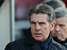 Puel is worried about a potential West Ham backlash. AFP