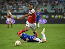 Arsenal rejette 38 millions d'Everton pour Iwobi. AFP