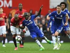 Dael Fry ha despertado el interés de Manchester United y Chelsea. AFP